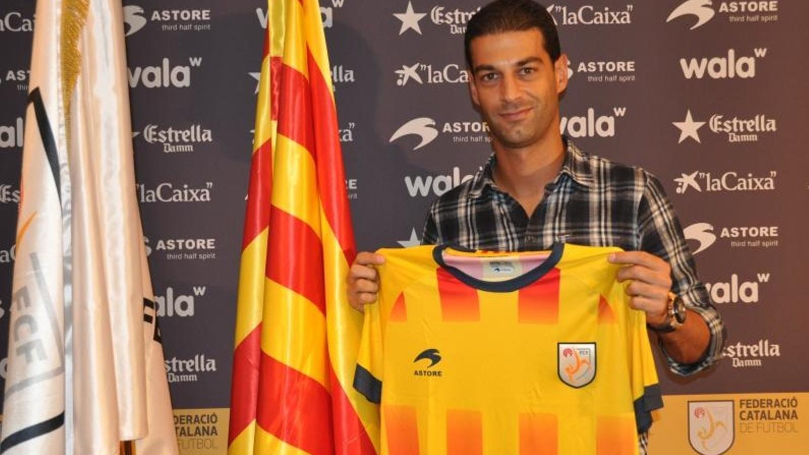 Gerard López, nou seleccionador català