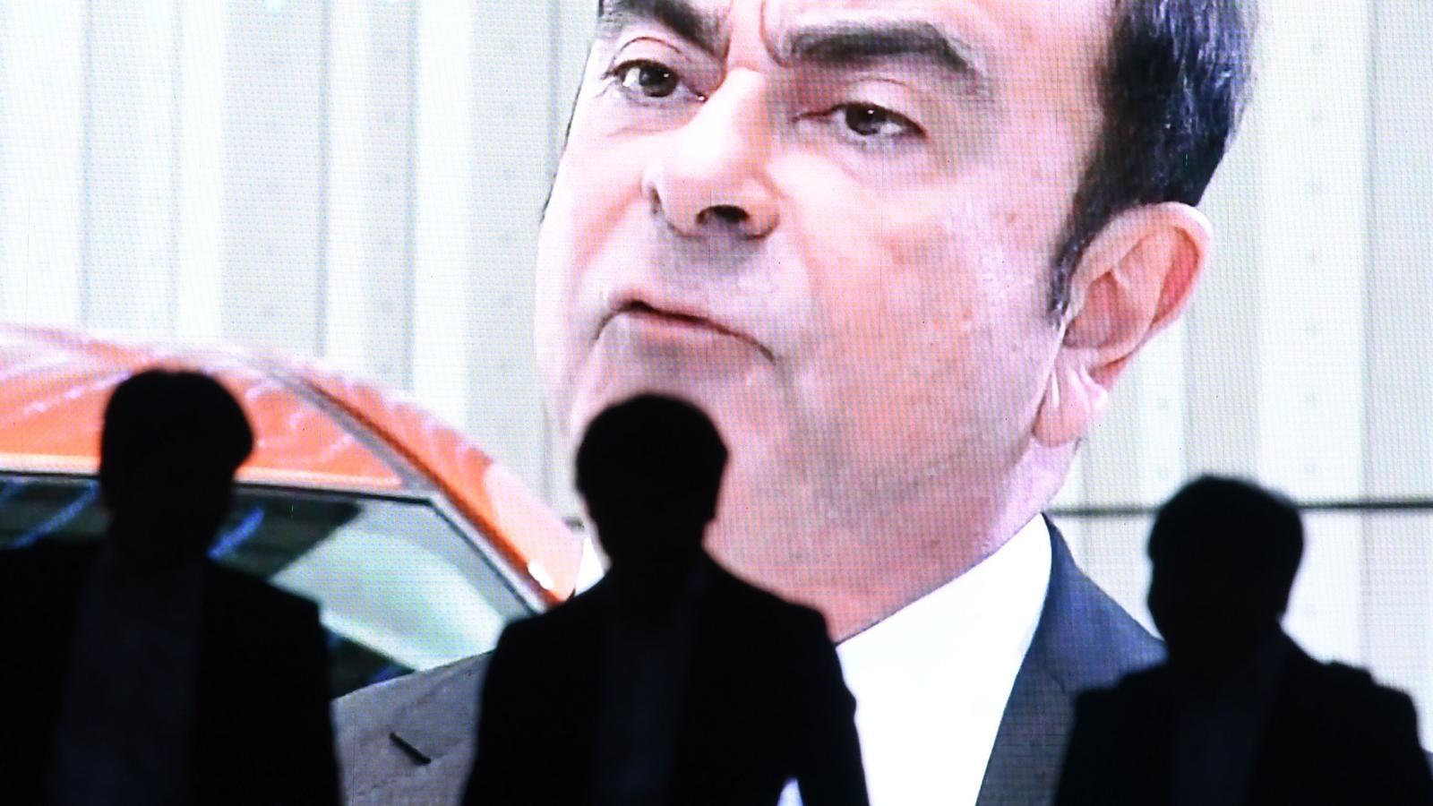 L'arrest de Ghosn debilita Renault