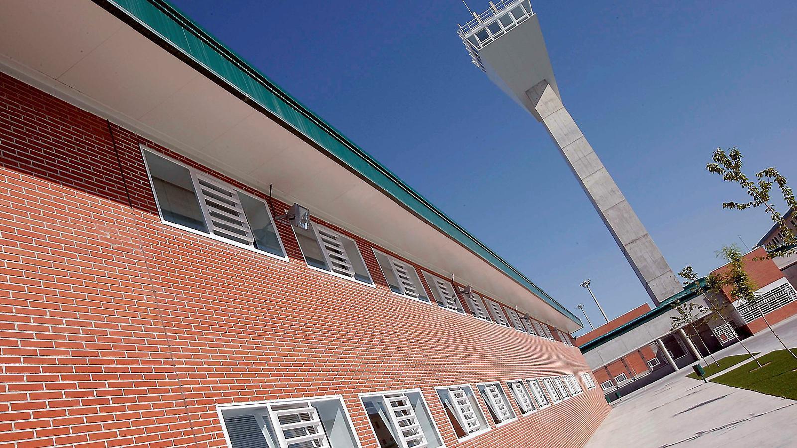 Imatge d'Estremera, on hi ha els exconsellers presos.