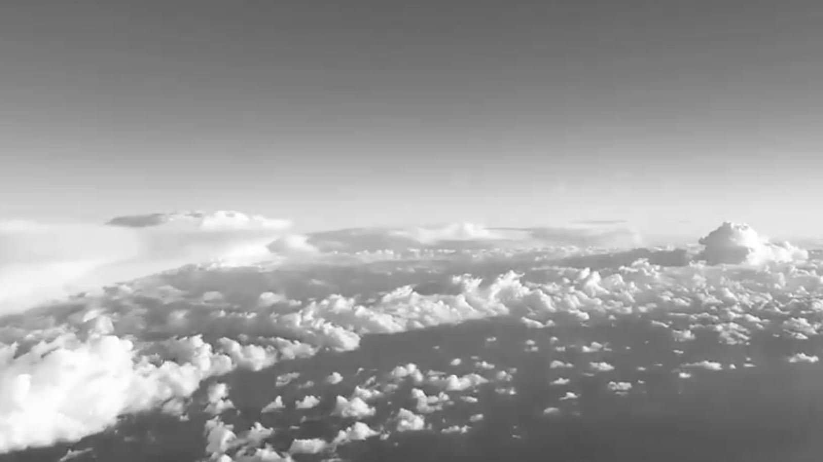 Un vol Barcelona-Mallorca, com no l'has vist mai