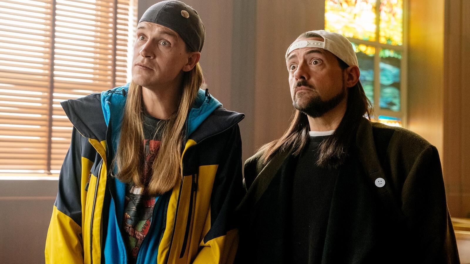 'Jay y Bob el Silencioso: el reboot'