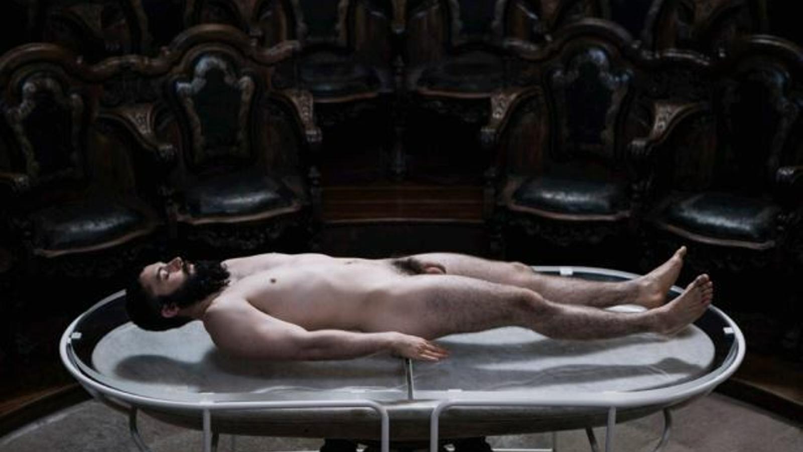 Imatge de 'Cos social. Lliçó d'Anatomia'