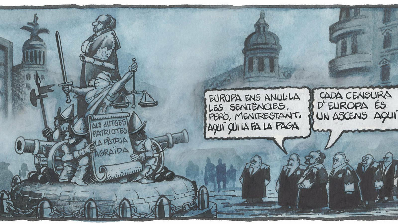 'A la contra', per Ferreres 01/11/2019