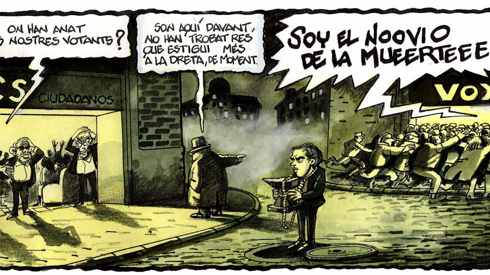 'A la contra', per Ferreres 13/11/2019