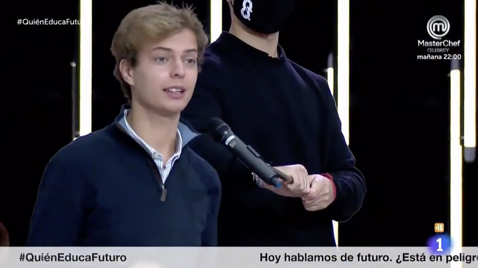 """L'anàlisi d'Antoni Bassas: """"Si entres en una botiga i parles castellà no t'atenen"""""""
