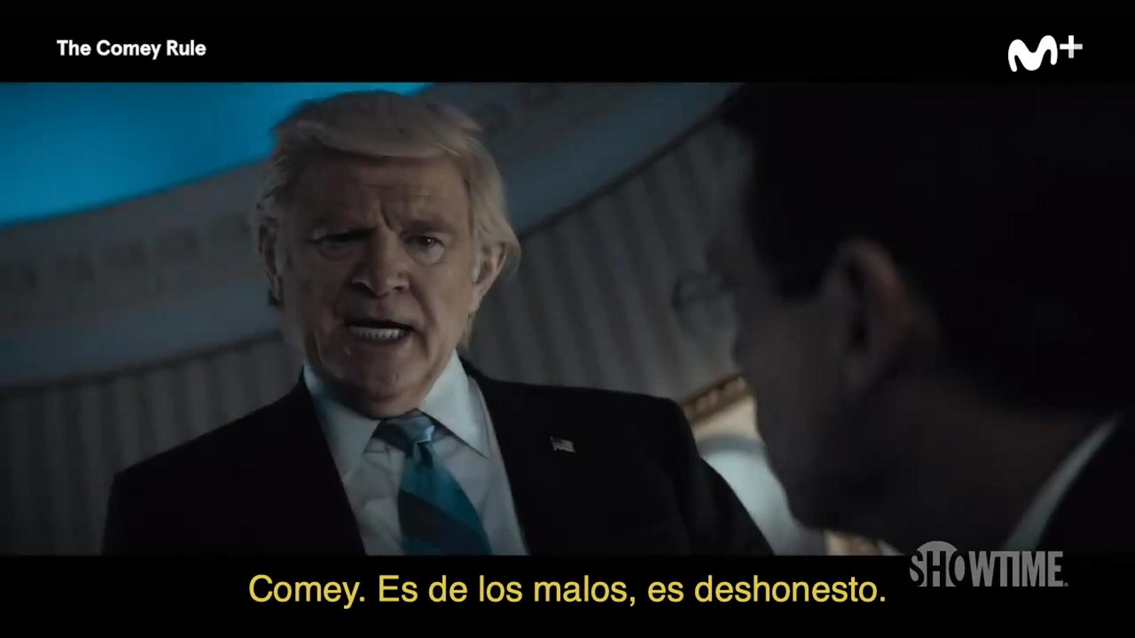 'La ley de Comey'