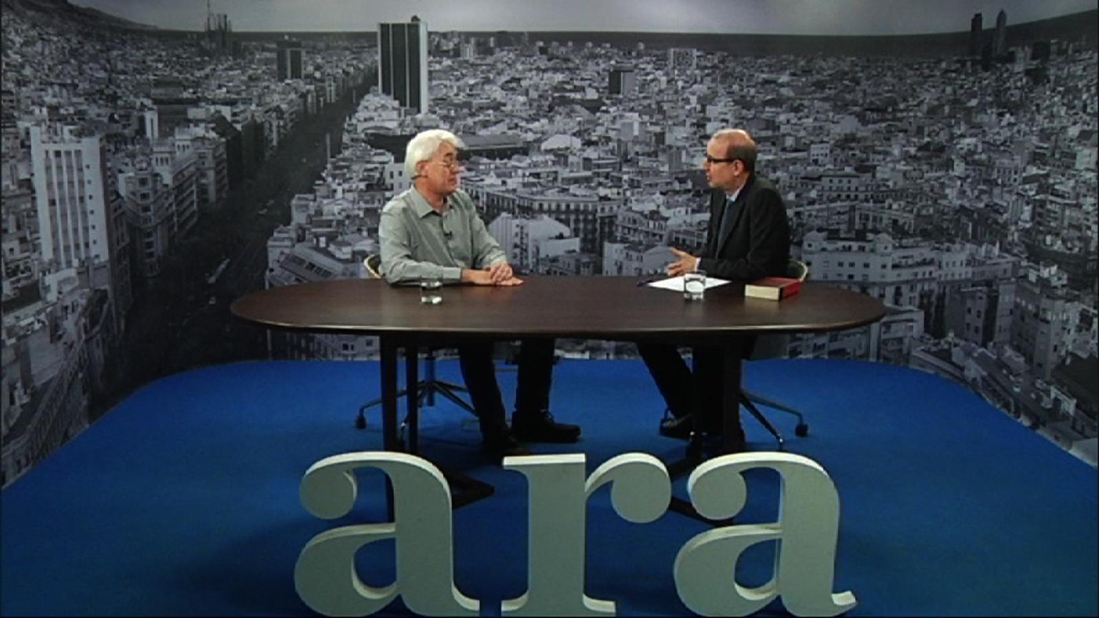 Entrevista d'Antoni Bassas a Klaus-Jürgen Naguen