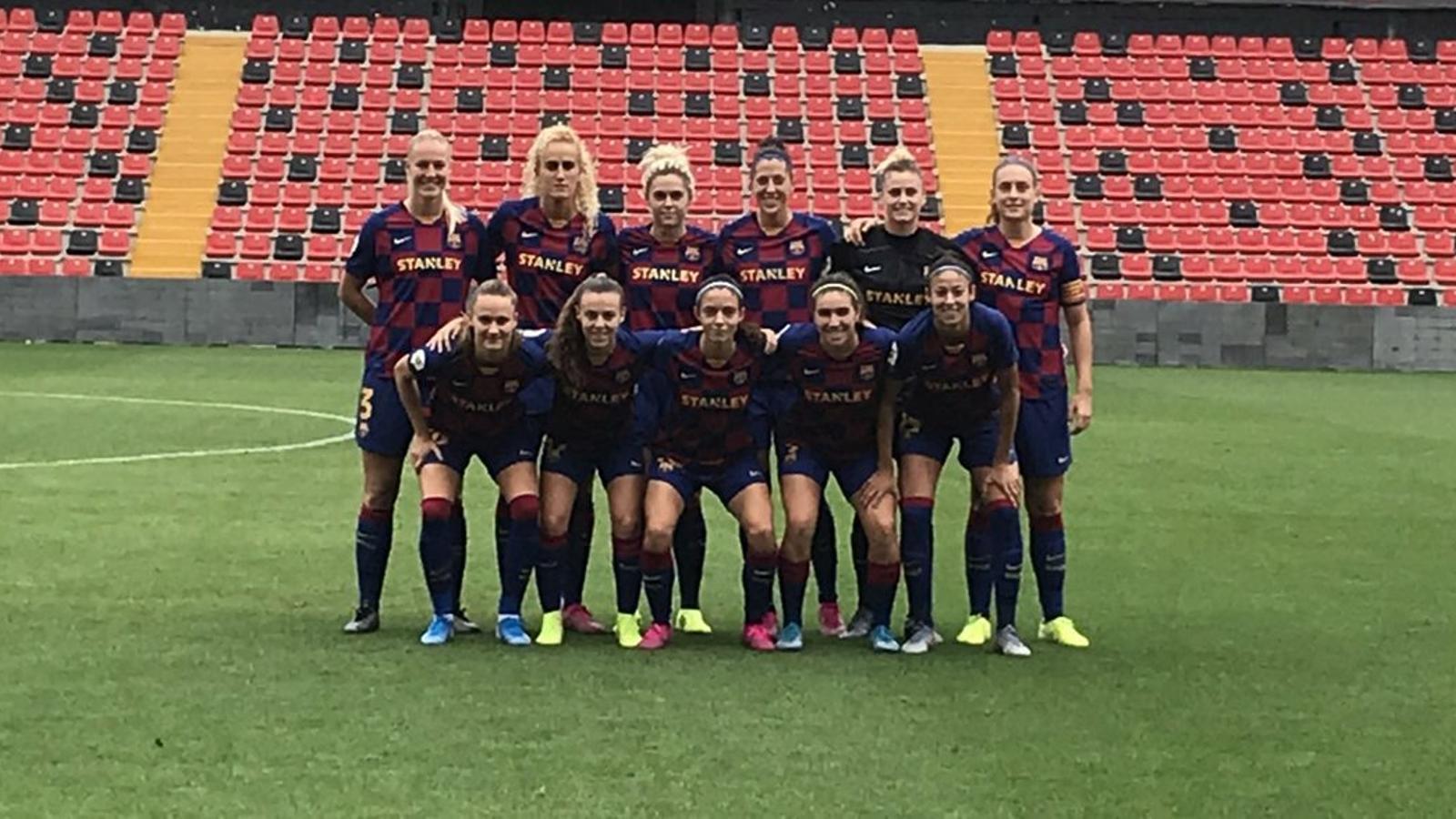 El Barça deixa dos punts a Vallecas (1-1)