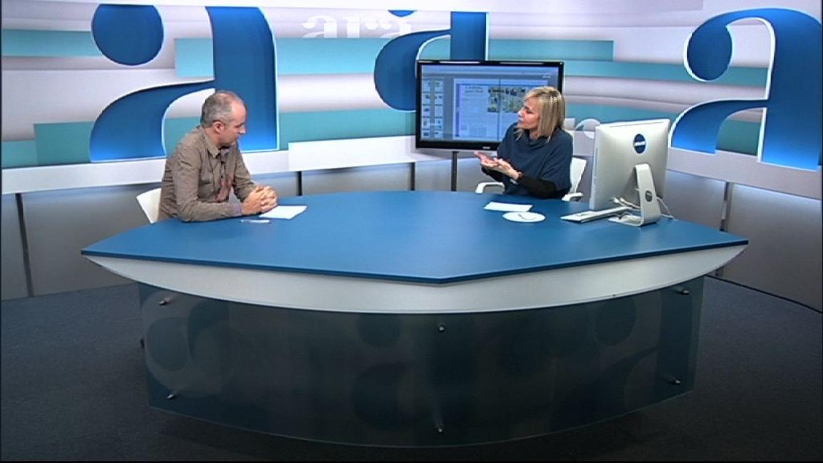 Ara Nit: Mònica Terribas i Ignasi Aragay comenten el tancament de la històrica Llibreria Catalònia de Barcelona
