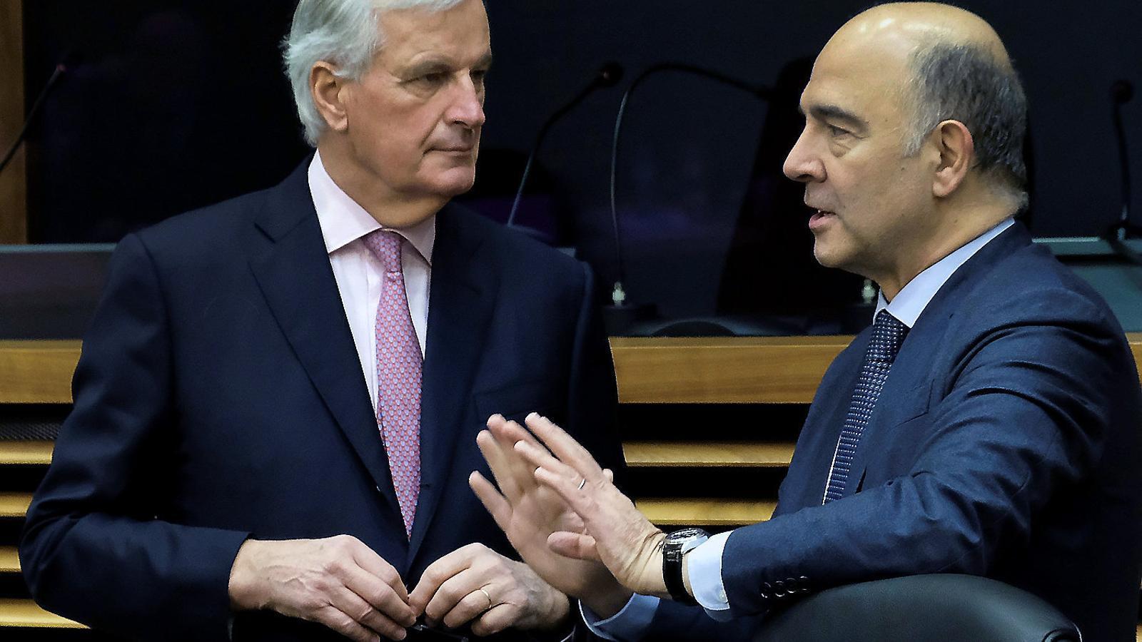 Juncker llança una proposta de reforma integral de l'eurozona