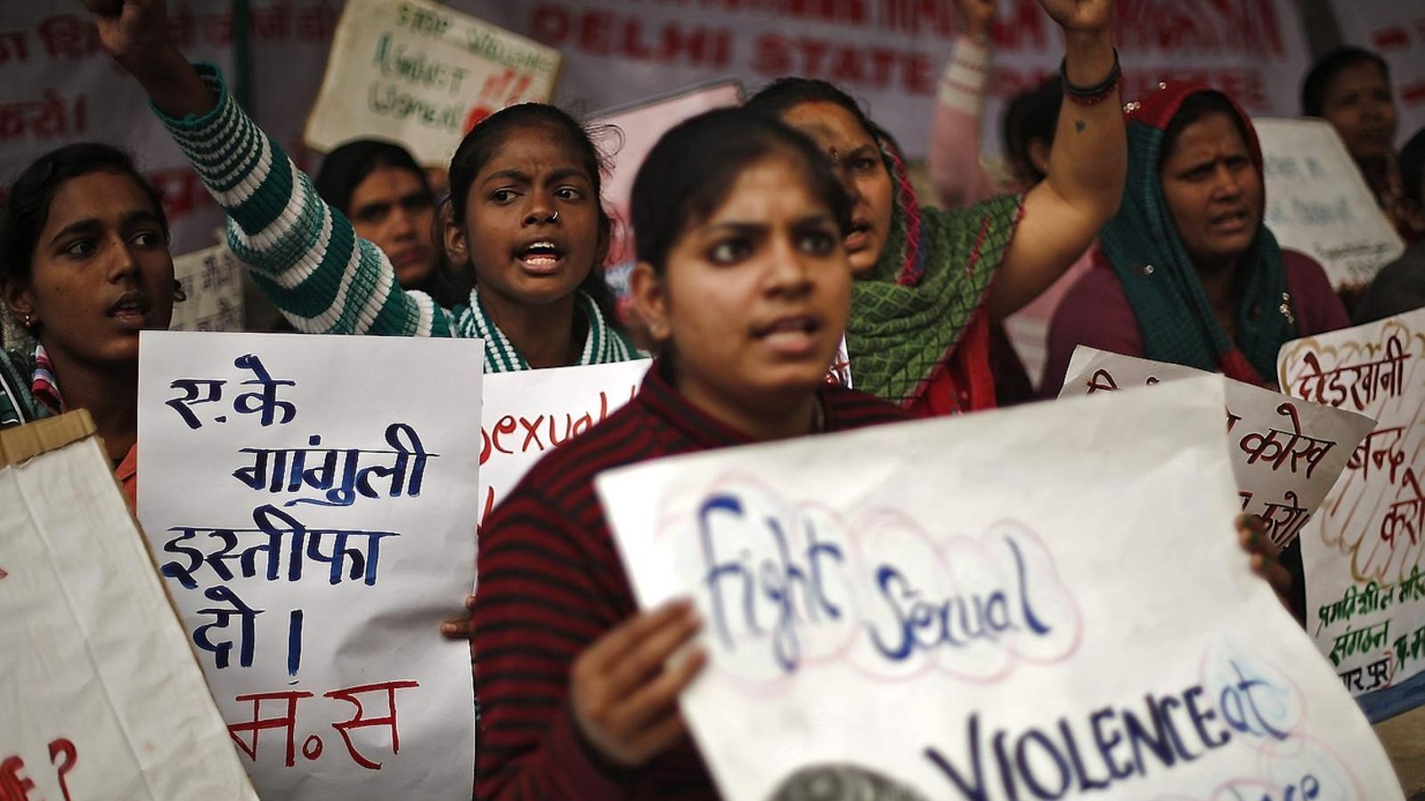 Les violacions a l'Índia, una xacra amb arrels culturals
