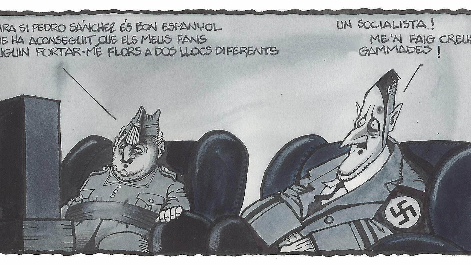 'A la contra', per Ferreres 02/11/2019