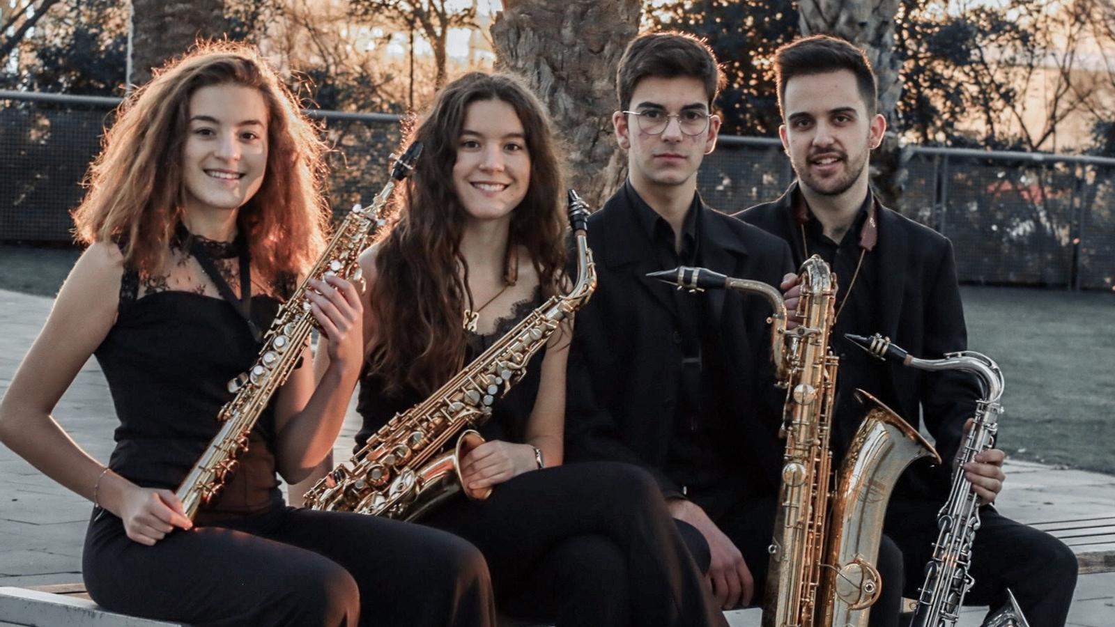Delia Quartet / Associació d'Amics de la Cambra Romànica