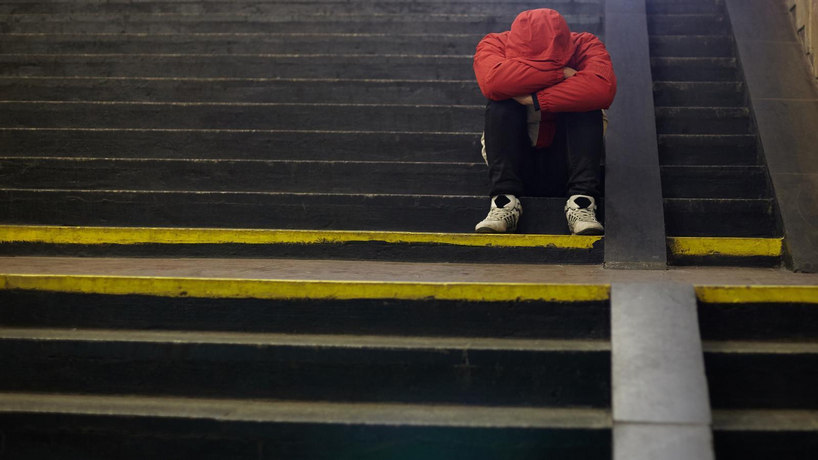 El suïcidi entre els adolescents