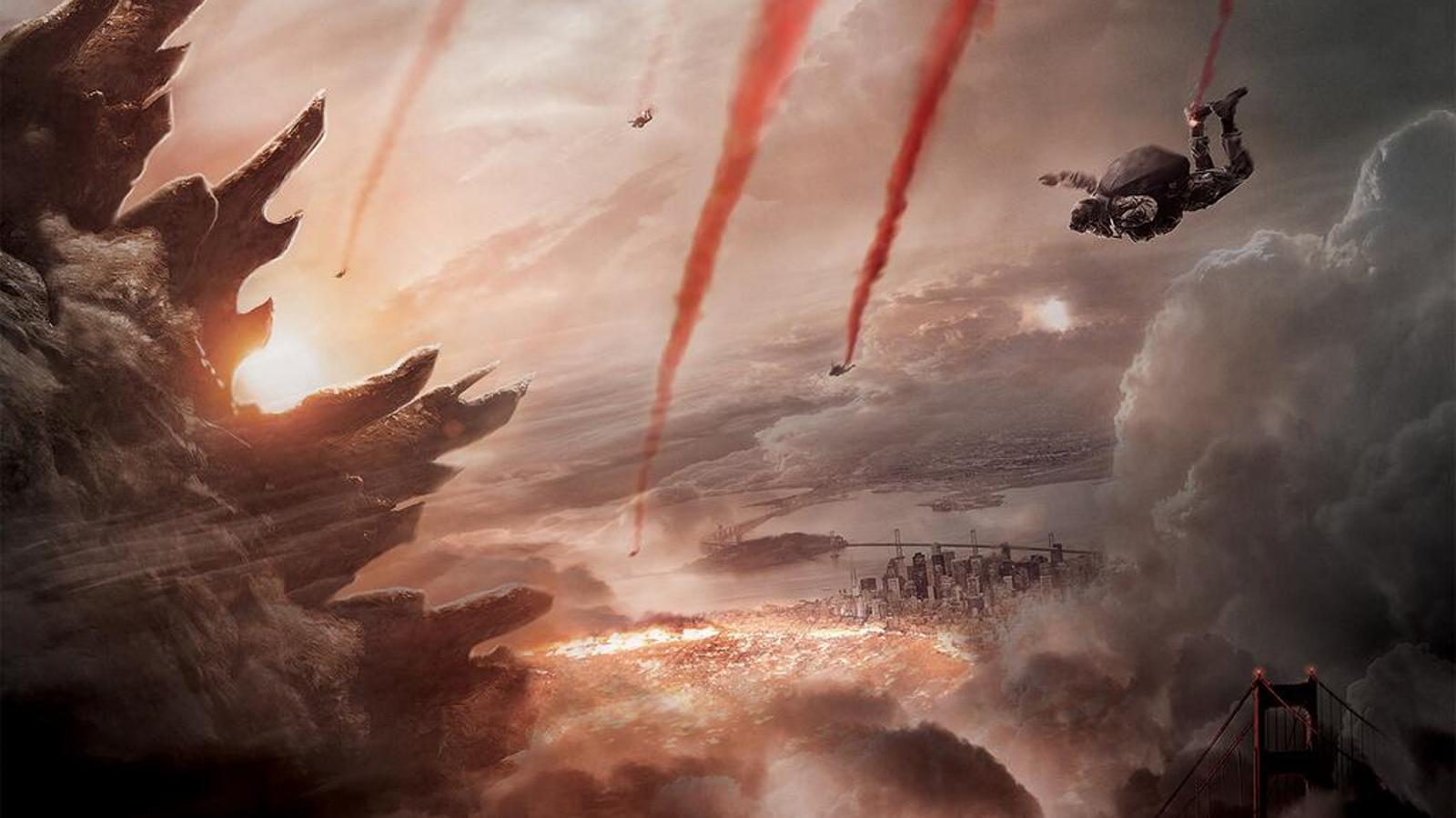 Tràiler de 'Godzilla'