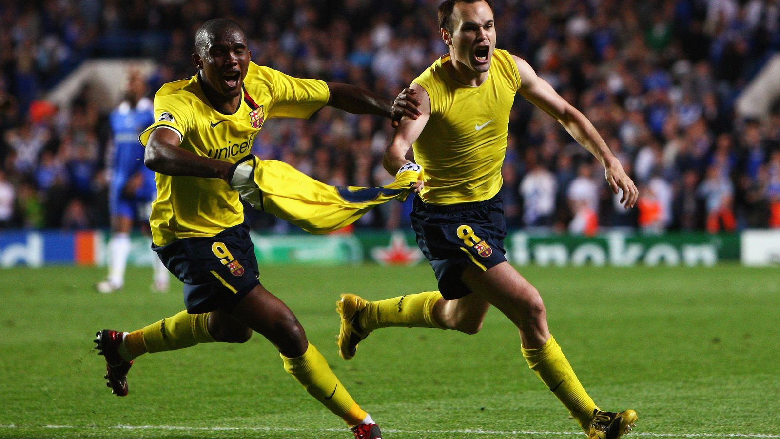 10 anys del gol d'Iniesta a Stamford Bridge