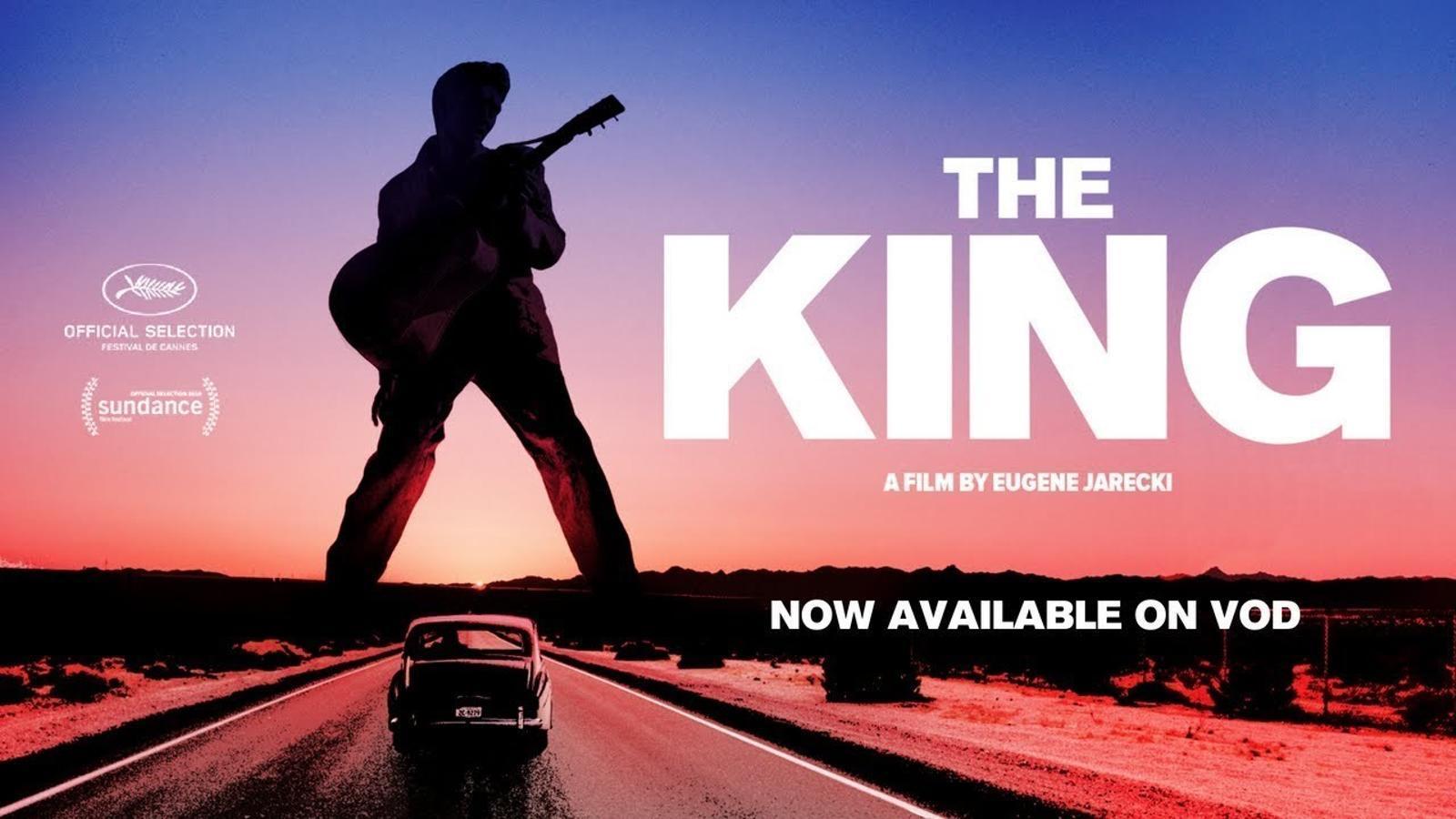 'The king', tràiler