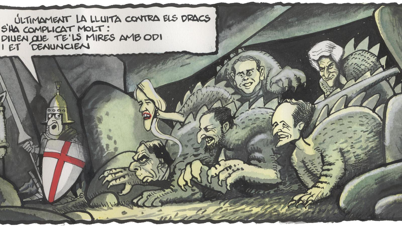 'A la contra', per Ferreres (23/04/2019)