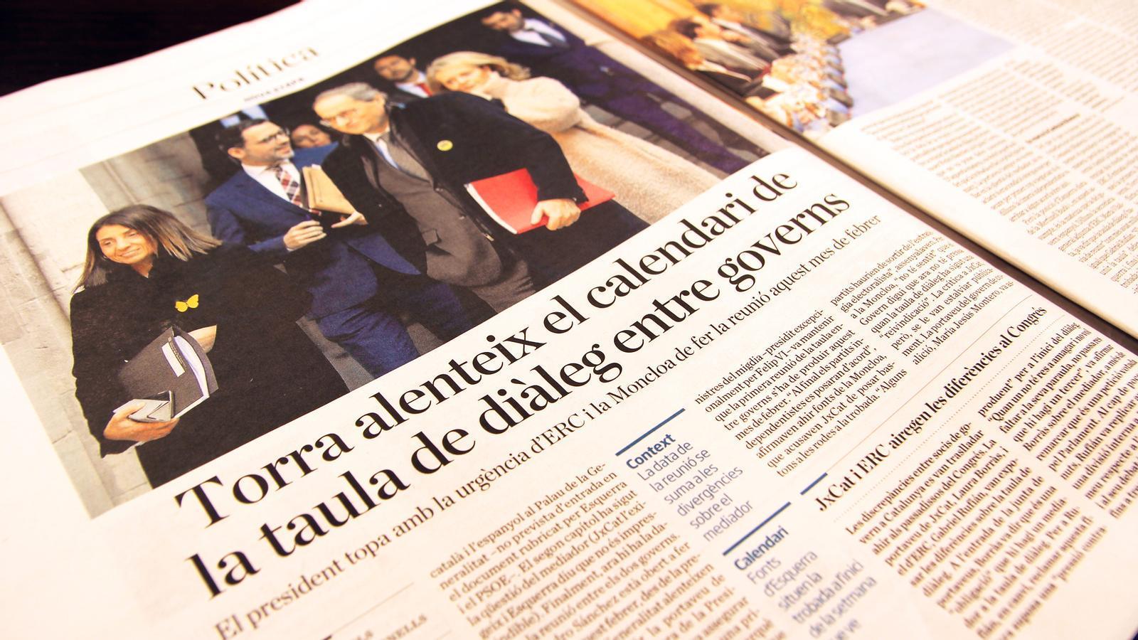 L'anàlisi d'Antoni Bassas: 'El diàleg i les debilitats de JxCat i Esquerra'