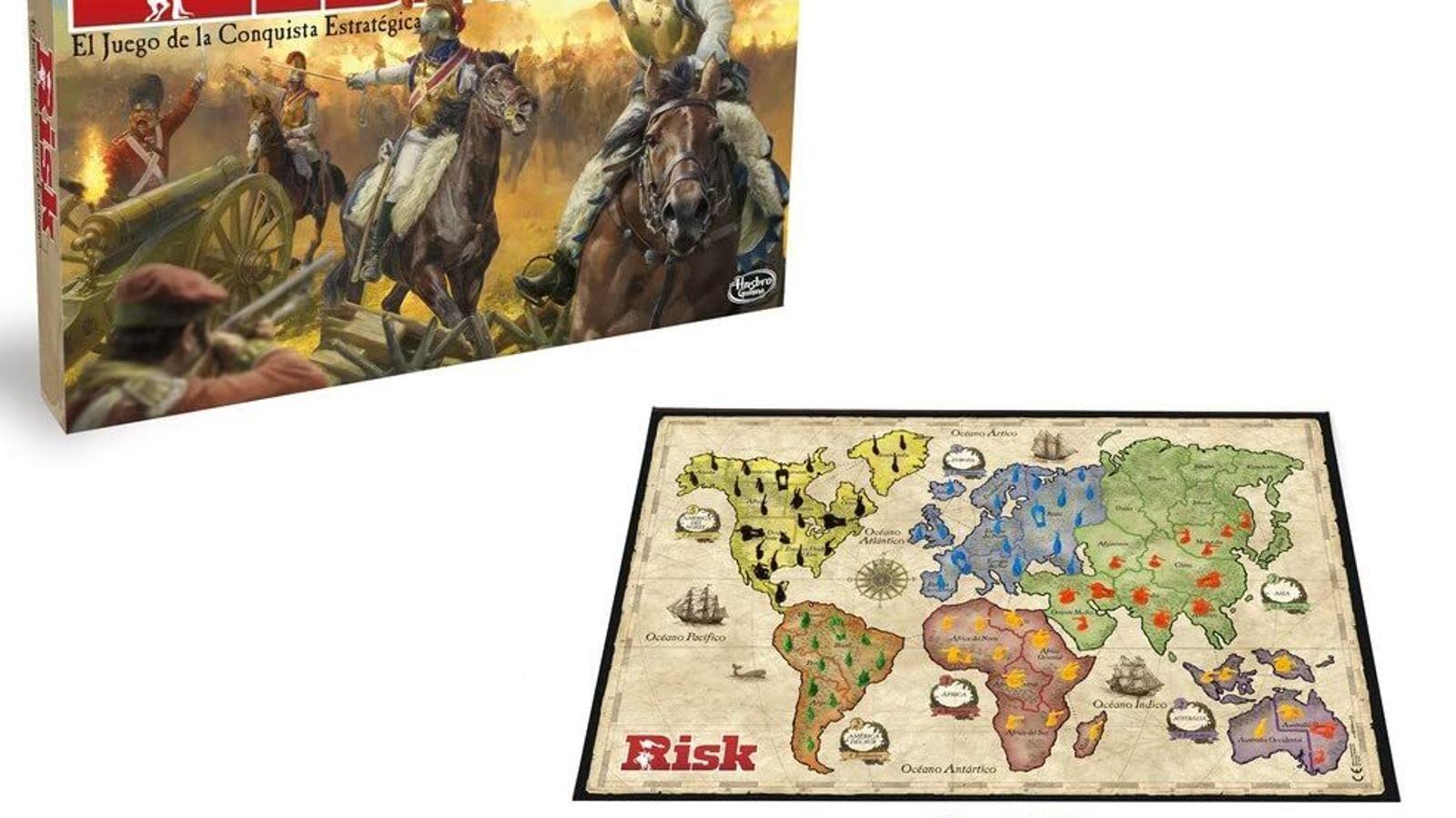 El creador de 'House of cards' convertirà el joc Risk en una sèrie