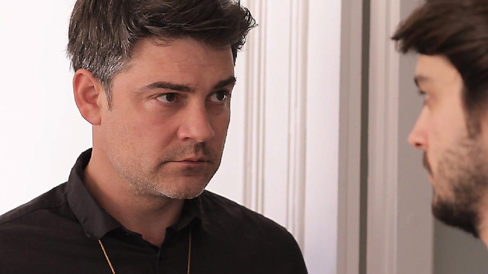 Roger Coma prepara una nova sèrie sobre el món de la teràpia