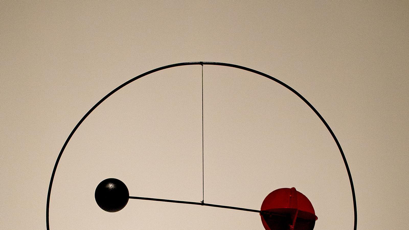 'Sense títol' d'Alexander Calder al Macba