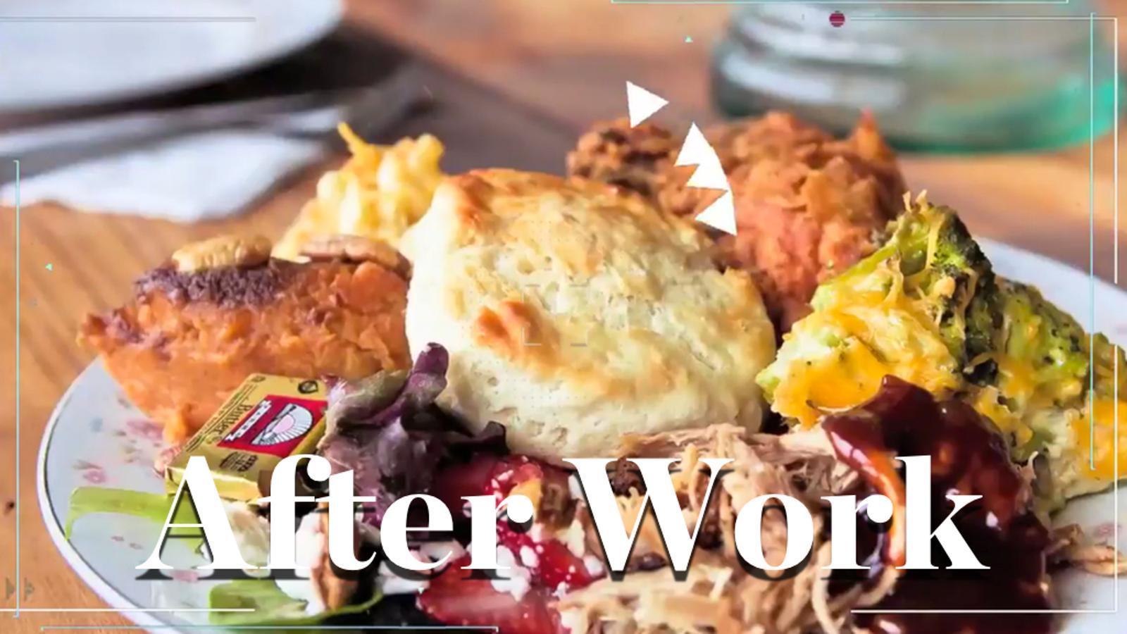 After Work d'Antoni Bassas: Una càmera de vídeo que t'ajudarà a menjar bé