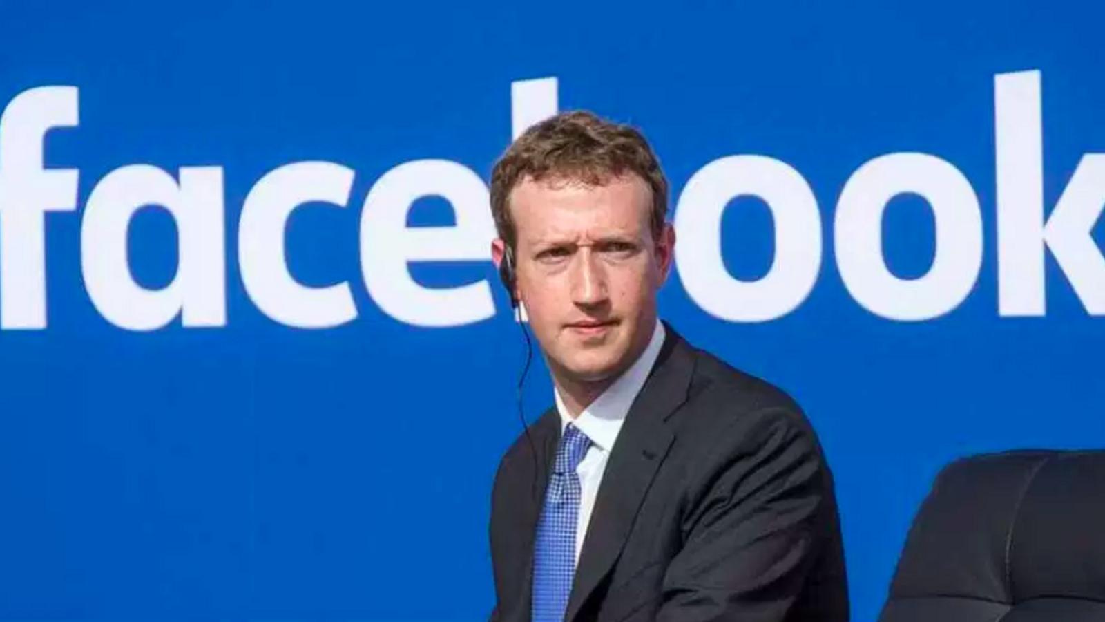 Mark Zuckerberg, fundador de Facebook / GETTY IMAGES