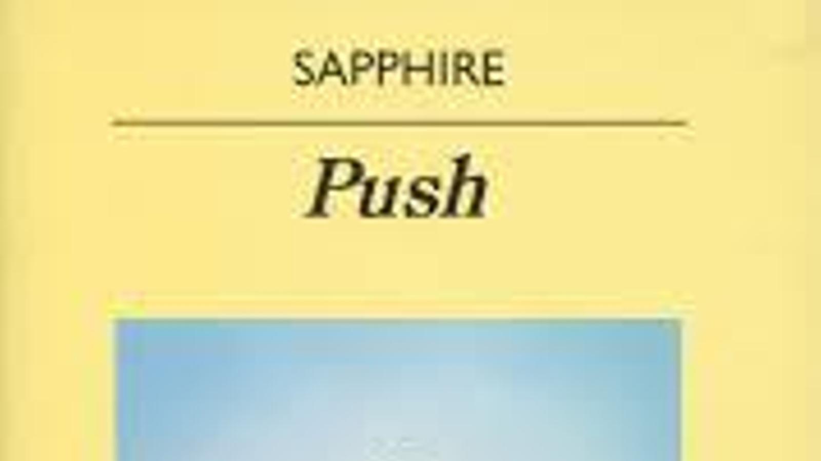 Portada de la novel·la Push