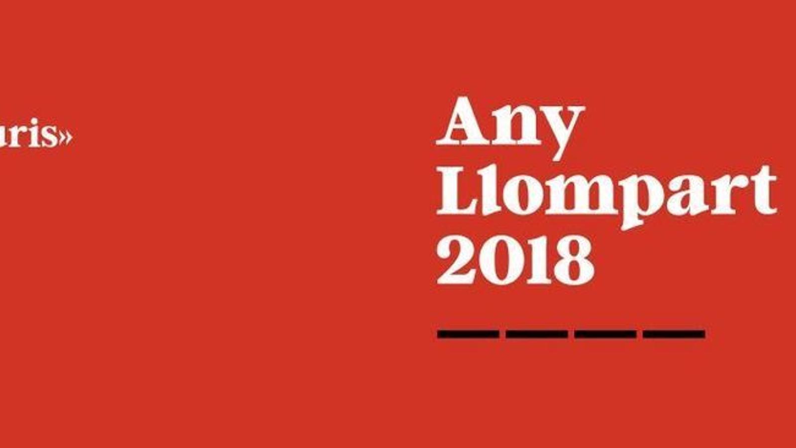 L'Any Llompart estrena pàgina web