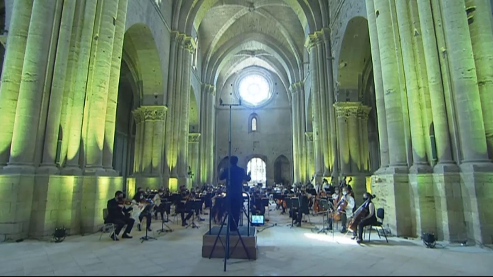 EN DIRECTE | Concert 'Essencial' a la Seu Vella de Lleida