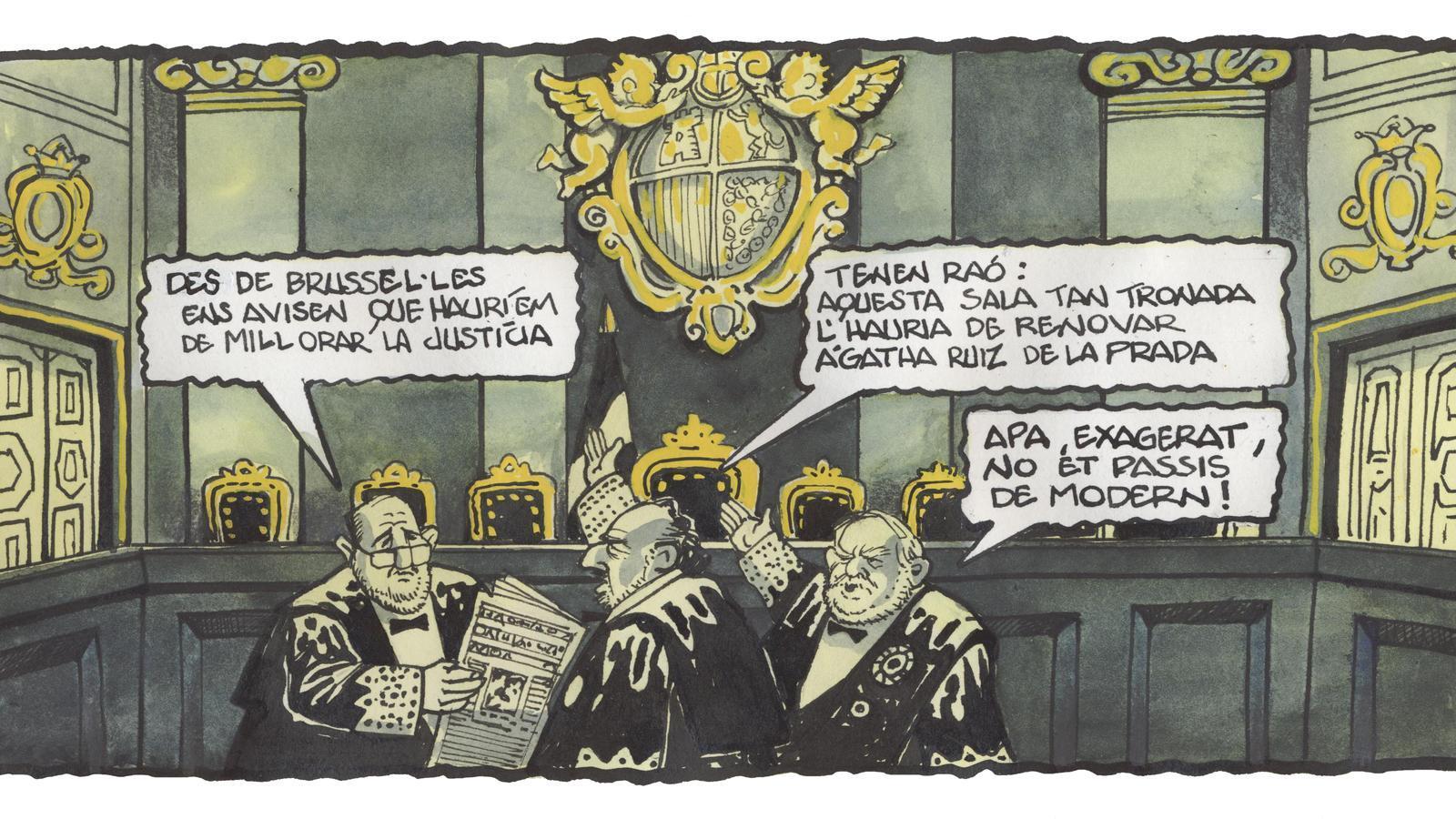 'A la contra', per Ferreres 06/10/2020