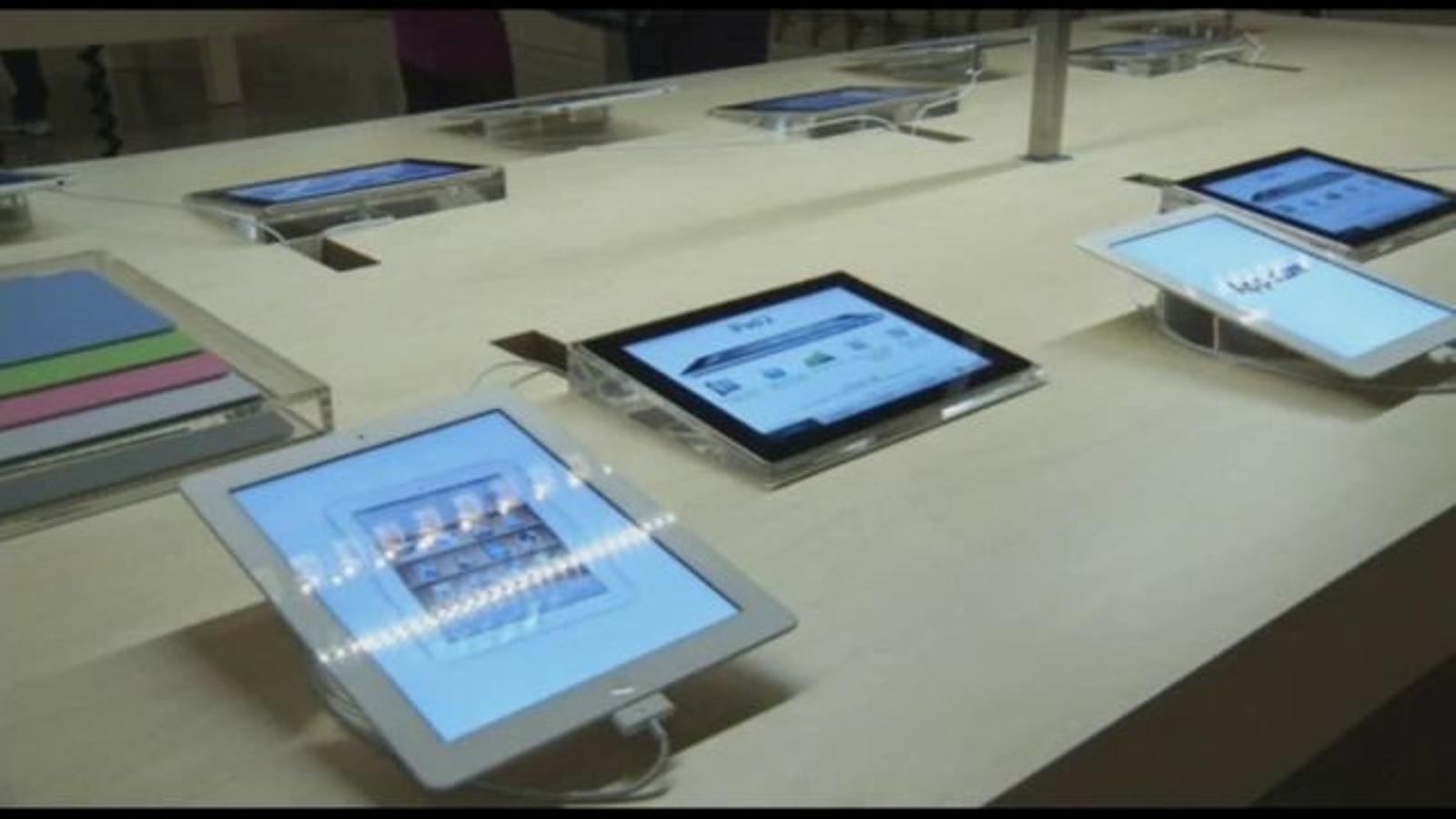 Continua el judici entre Apple i Samsung