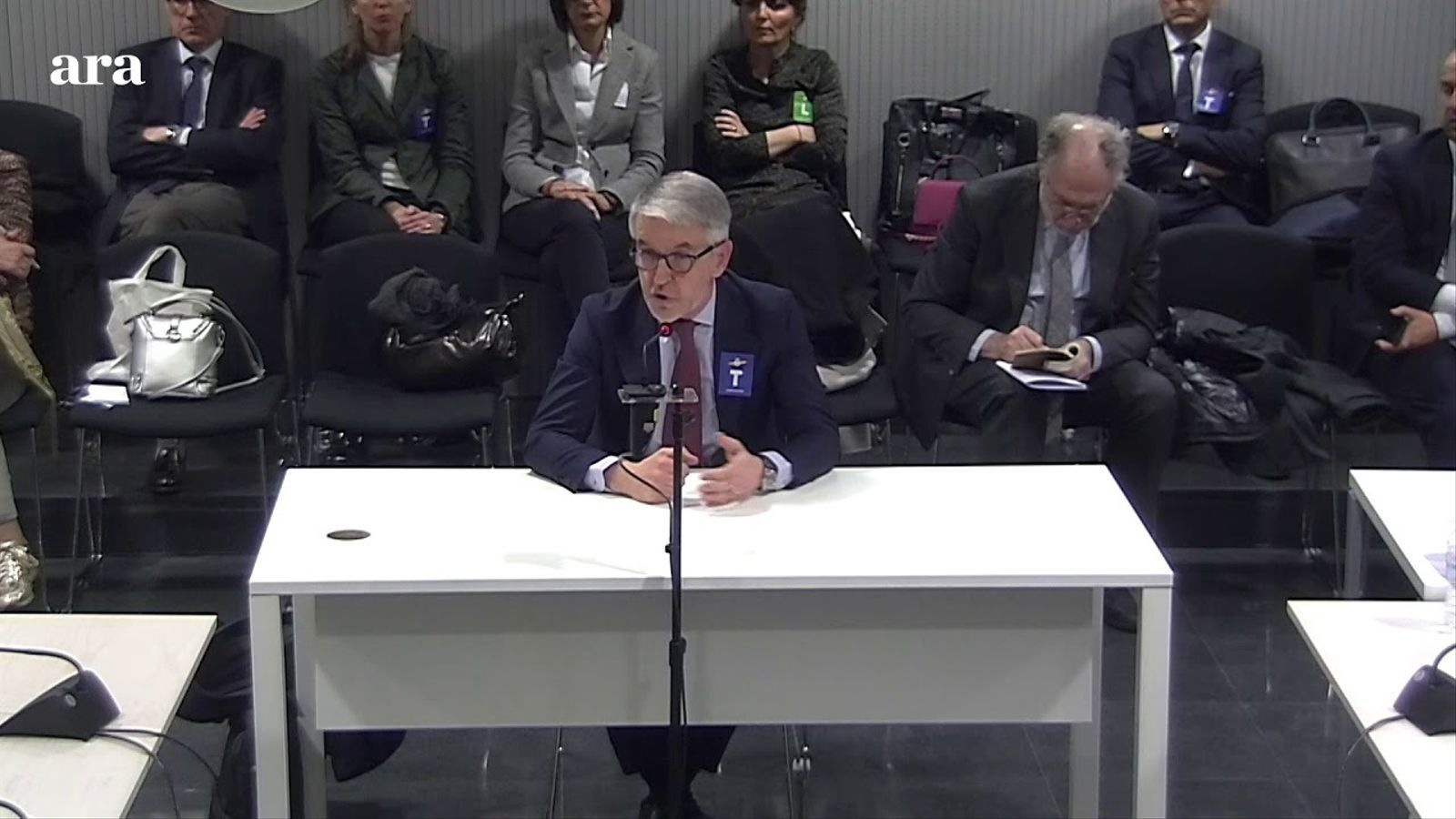 Puigserver diu que Trapero no va donar suport a Puigdemont en la junta de seguretat