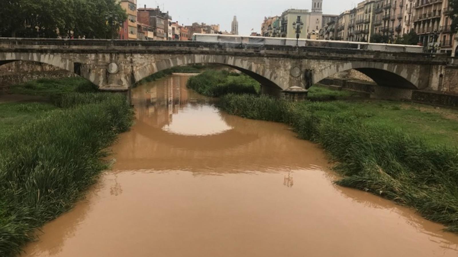Dissabte encara insegur a les comarques de Barcelona i Girona