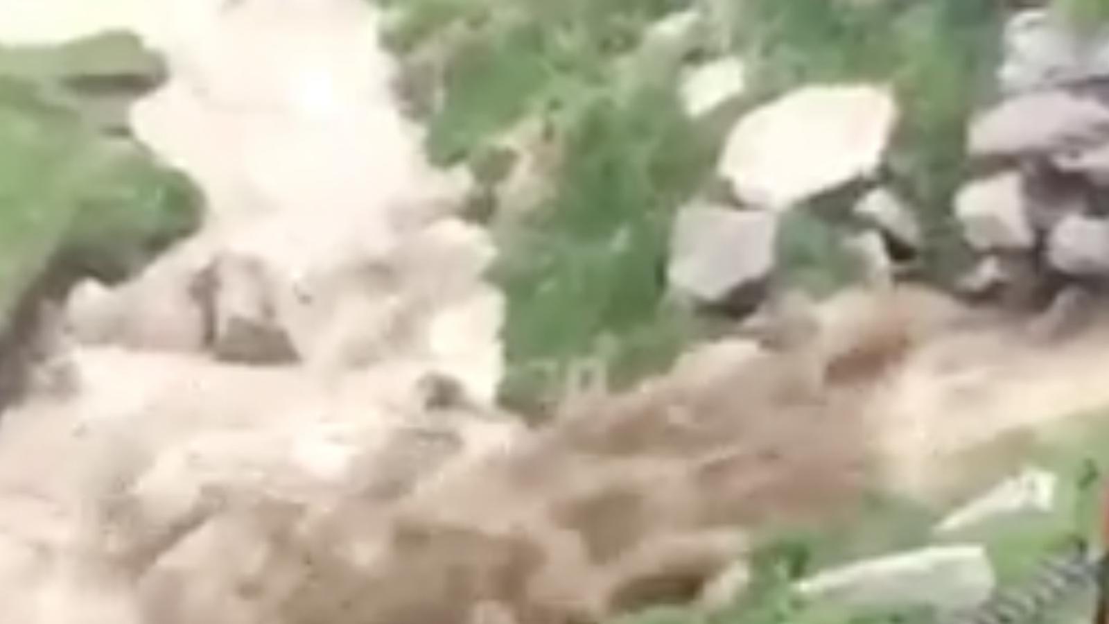 Inundacions al Pas de la Casa