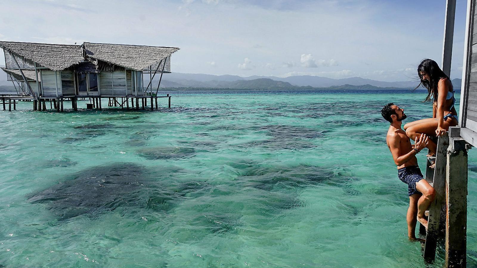 De professió:  bloguer de viatges de luxe