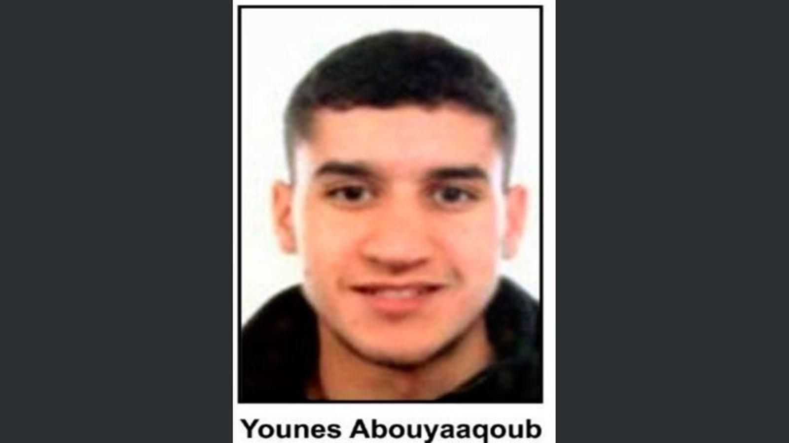 Els Mossos busquen Younes Abouyaaqoub, l'únic membre de la cèl·lula terrorista que falta localitzar