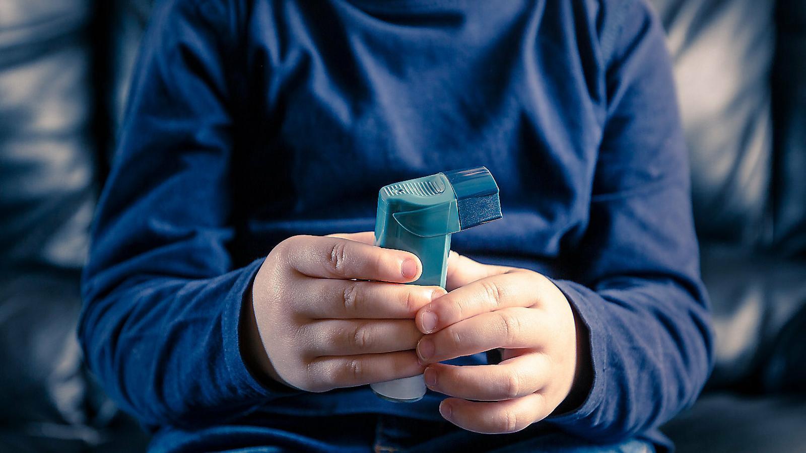 La contaminació de l'aire a Europa agreuja els casos d'asma infantil