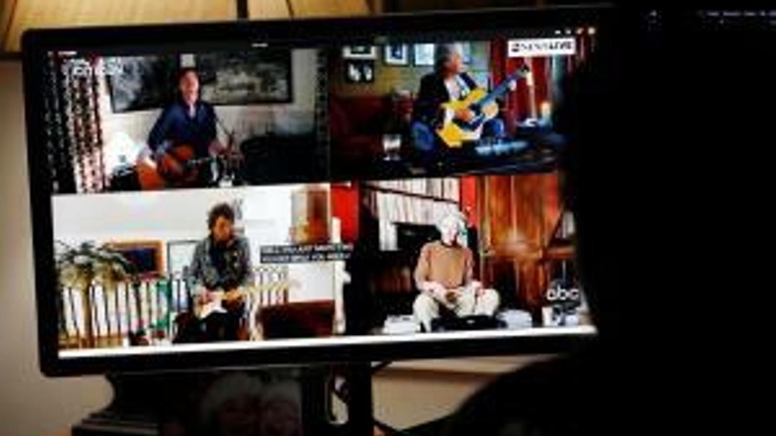 L'actuació dels Rolling Stones al 'One World Together at Home'