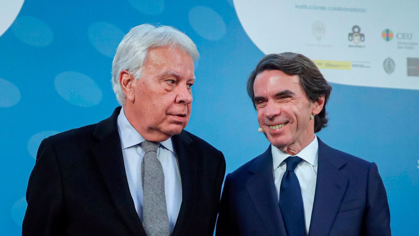L'anàlisi d'Antoni Bassas: 'Felipe i Aznar posen subtítols a l'Estat'