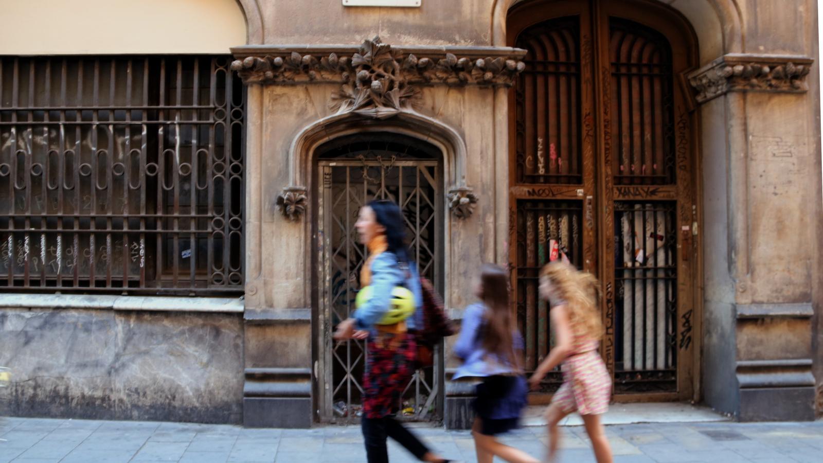 L'Ajuntament de Barcelona descartarà definitivament aquest mes l'Hotel del Palau de la Música
