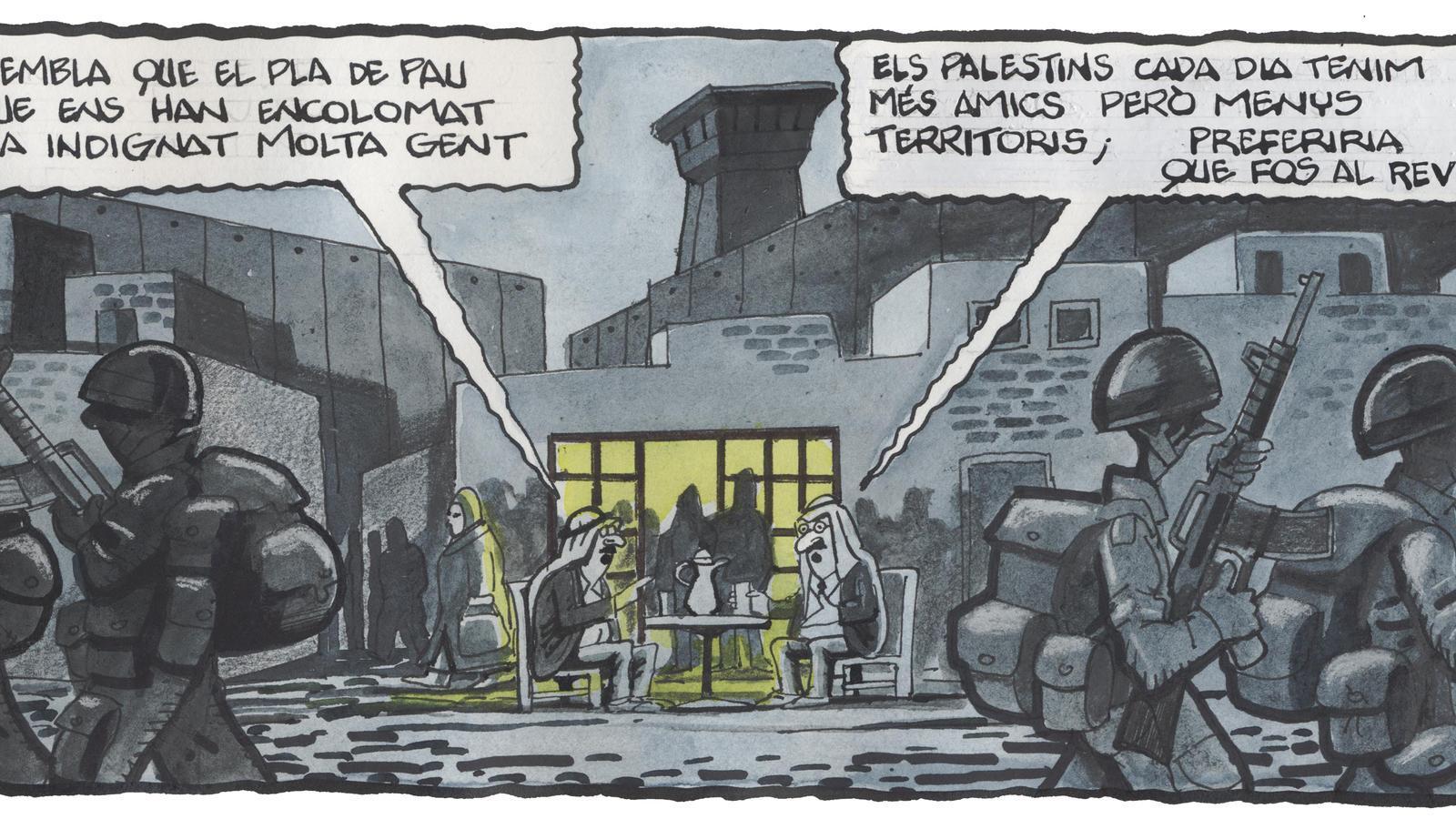 'A la contra', per Ferreres 16/02/2020