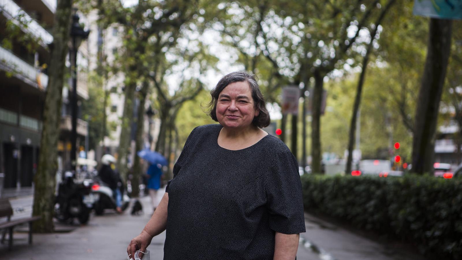 """CARMEJUNYENT: """"El futur del català depèn de tu; si tu  no el parles, no el parlarà ningú més"""""""