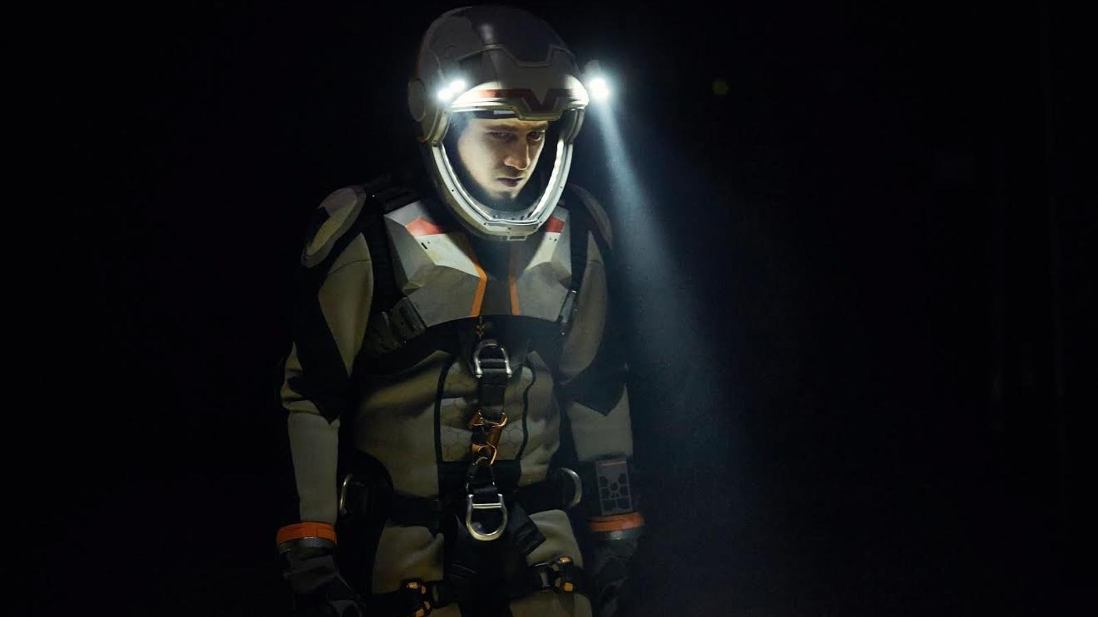 Alberto Ammann donarà vida a un dels astronautes de la nova sèrie Mars.