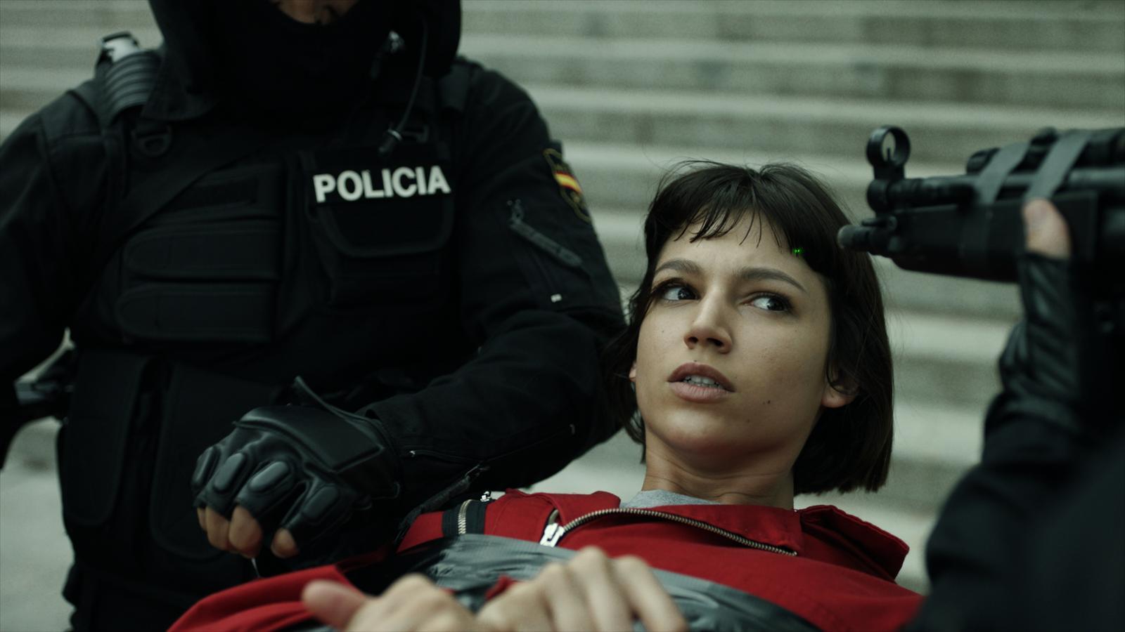'La casa de papel', la sèrie de parla no anglesa més vista a Netflix
