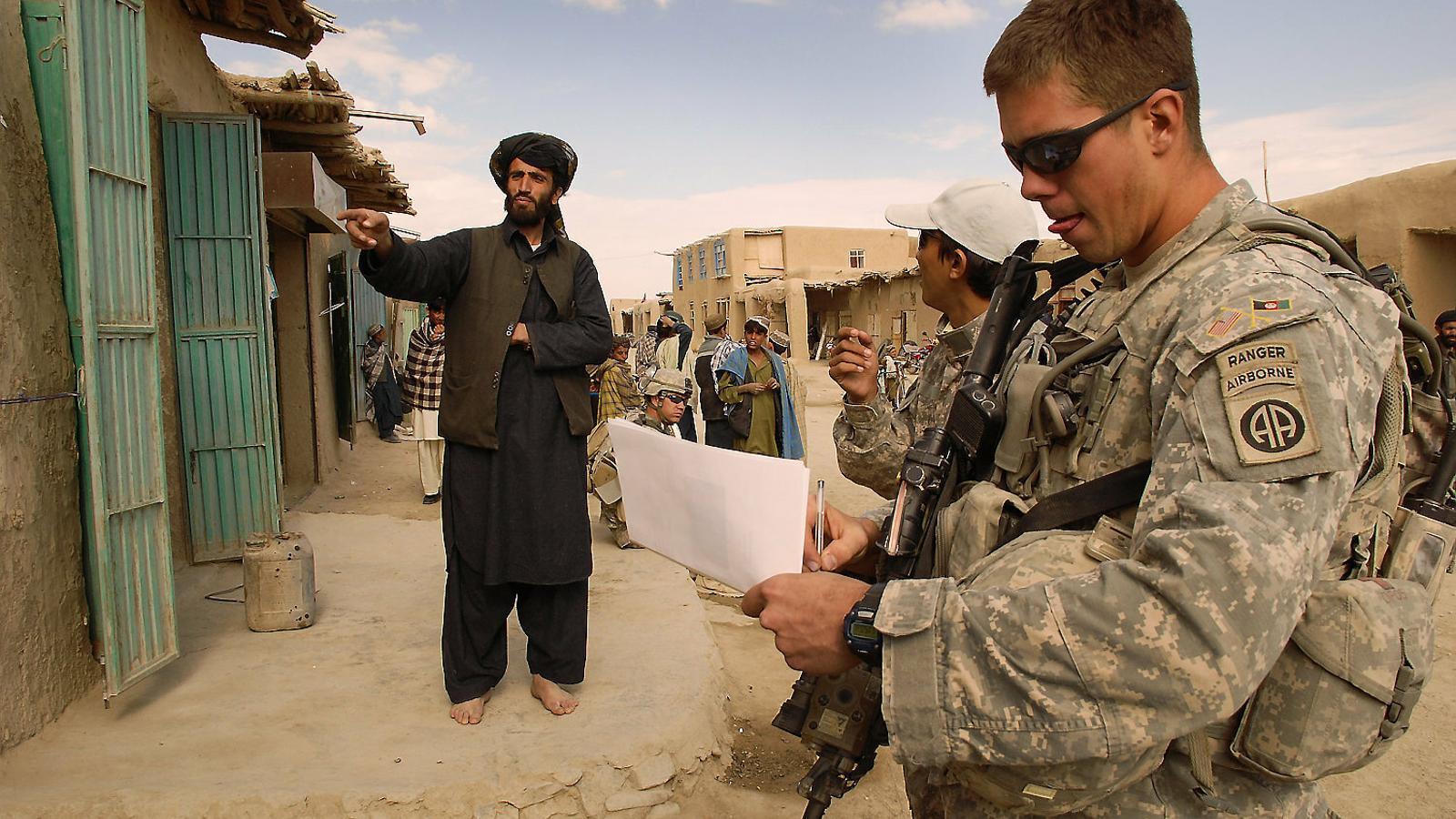 Compte enrere per a un acord entre els talibans i els Estats Units