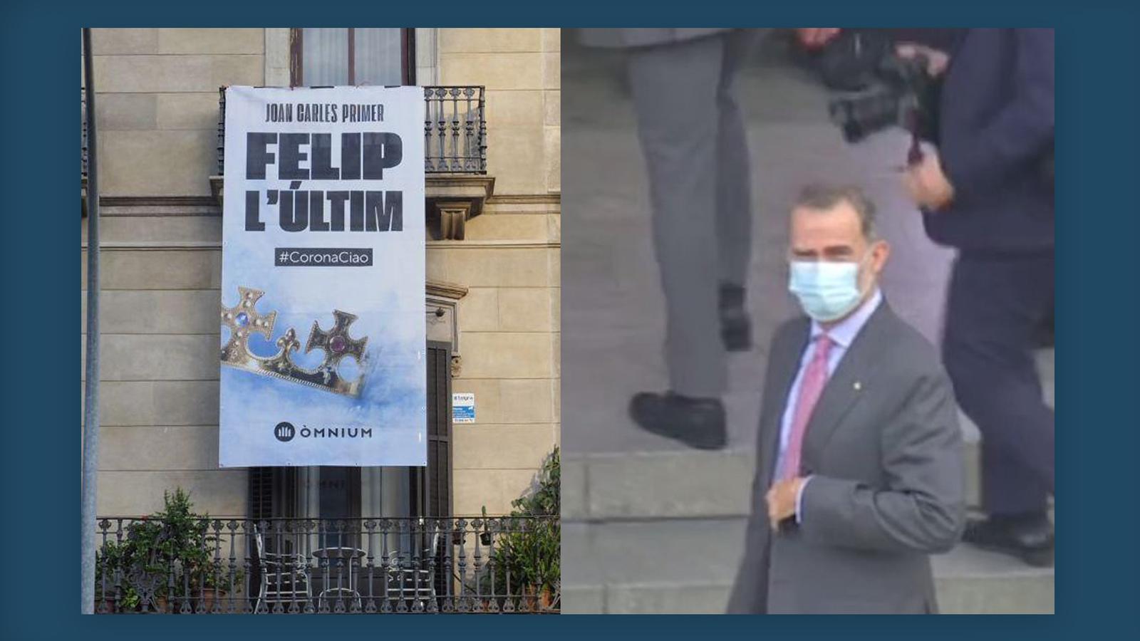 L'anàlisi d'Antoni Bassas: 'El rei rebut pel buit a Barcelona'