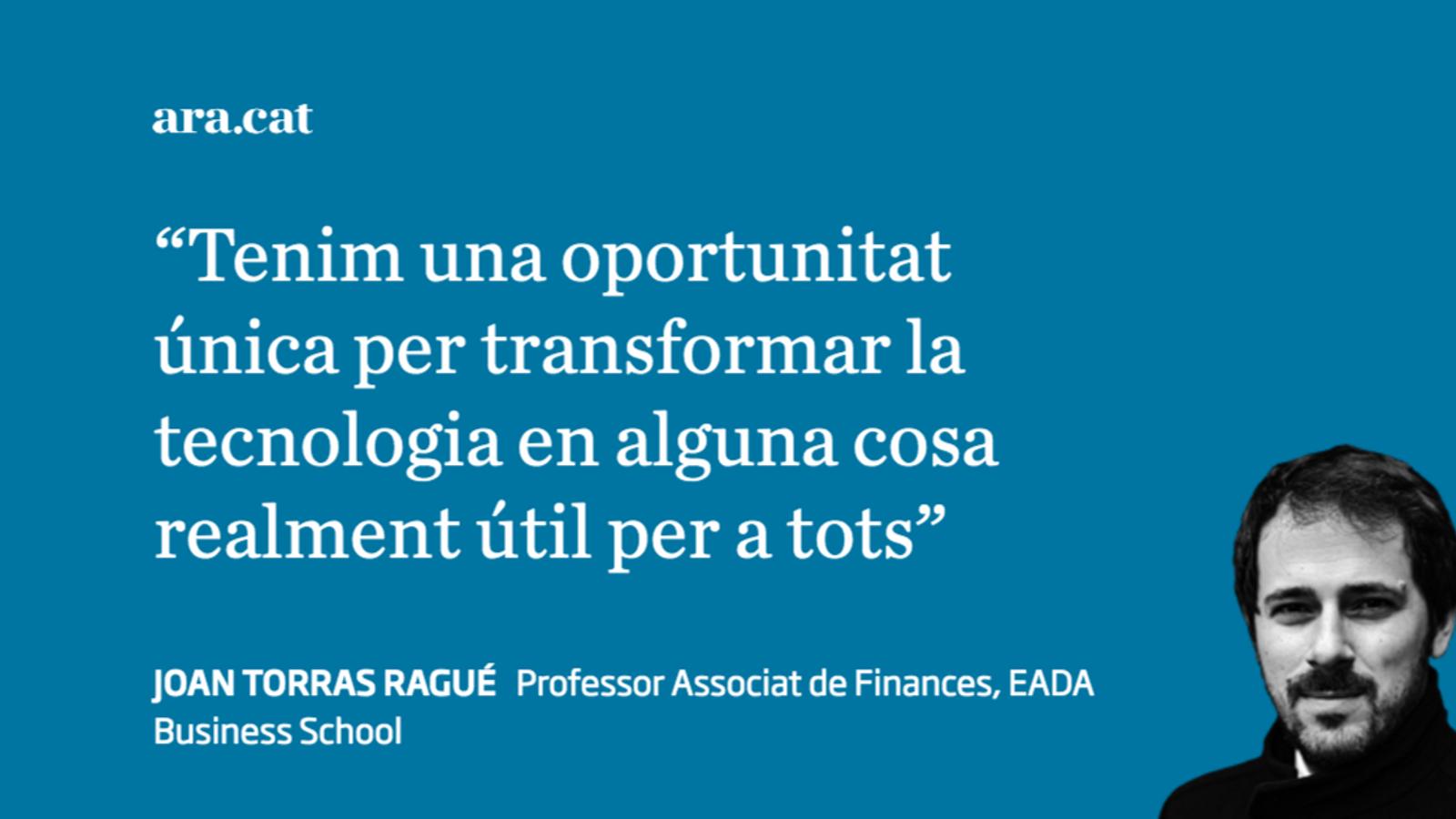 La tecnologia i les desigualtats més enllà de la pandèmia