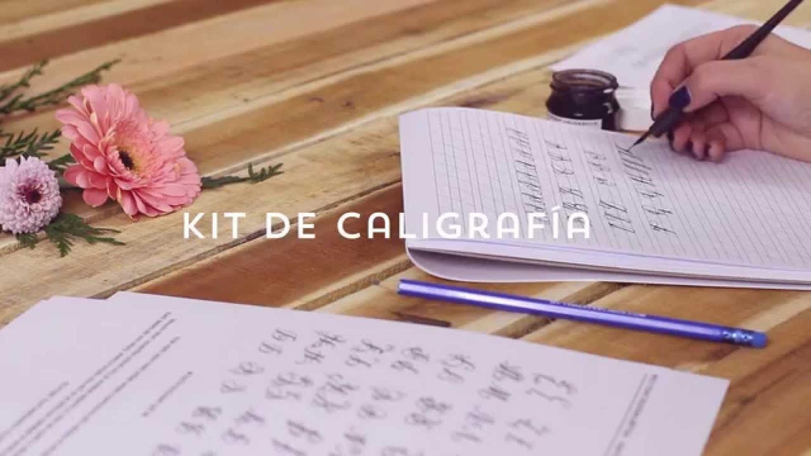 Kit de cal·ligrafia